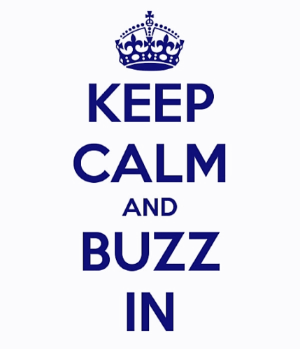 Buzz In Logo