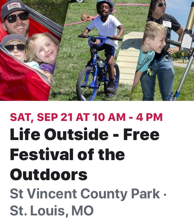 Life Outside - Free Festival of the Outdoors